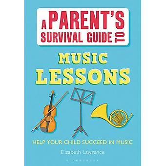 Een ouder Survival Guide to muzieklessen: Help uw kind slagen in muziek