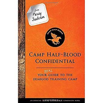 Camp Half-Blood konfidentiell