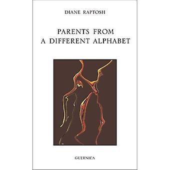 Genitori da un alfabeto diverso (poeti essenziale (libro in brossura Ecco))