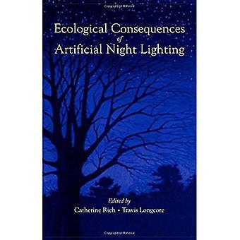 Conseguenze ecologiche di illuminazione artificiale notturna