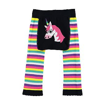 LazyOne Infants Unicorn Leggings