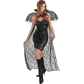 Gothic Cape With Wings Adult