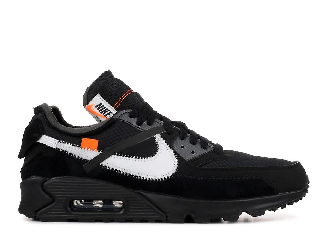Off White Nike Air Max 90 Black Official Release Date