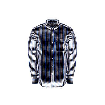 Weekend Offender Vacca Royal Check Shirt