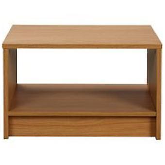 Bridlington - imitacja drewna Side / zakończenie / boki łóżka tabela - dąb