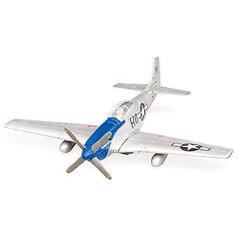 Sky Pilot klassiske fly modell Kit (1:48 skala), P - 51D Mustang
