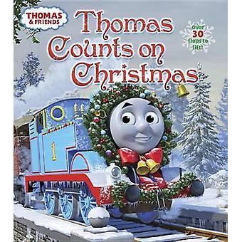 Thomas Counts on Christmas - 9780385373906 Book