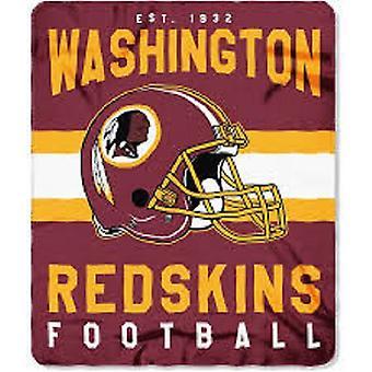 Washington Redskins NFL Luoteis Team raita fleece Throw