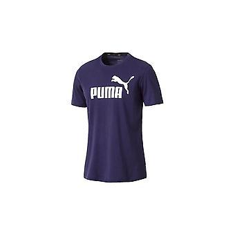 Puma Ess Logo Tee 85174006   men t-shirt