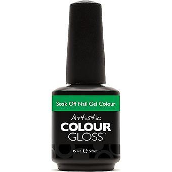 Artistic Colour Gloss Gel Nail Polish Collection - Killer Stems (03161) 15ml