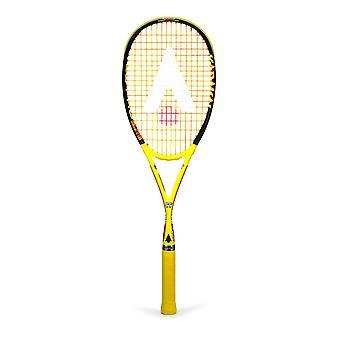 Karakal Tec Pro Elite hurtig fiber squash ketcher Midplus Nano gel 125gm ramme