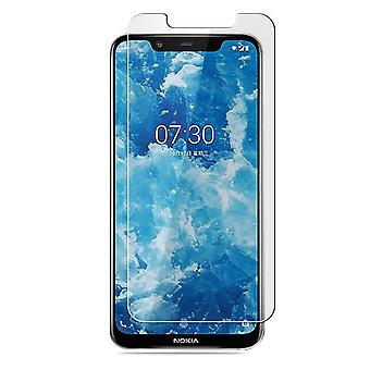 Nokia 8.1 Screen protector - Tempered Glass 9H