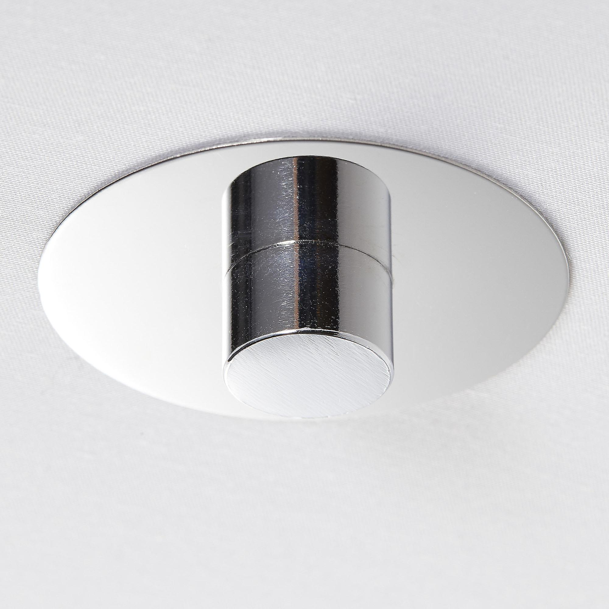 BRILLIANT ANDRIA Ceiling lamp 60cm white/chrome interior lights,ceiling lamps,-dekorat Iv