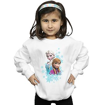 Disney Girls Frozen Elsa And Anna Sisters Sweatshirt
