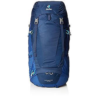 Deuter Futura PRO 44 El - Unisex-Adult Backpack - Blue (Midnight/Steel) - 24x36x45 Centimeters (W x H x L)