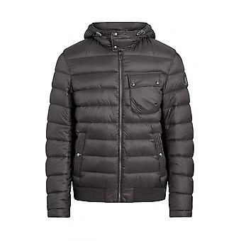 Belstaff Streamline Quilted Jacket Mahogany