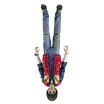 """Coisas estranhas de cabeça para baixo vontade 7 """"figura de ação"""