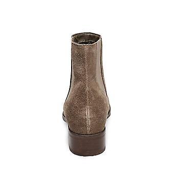 Steve Madden kvinner Chaselyn Leather Almond toe ankel mote støvler