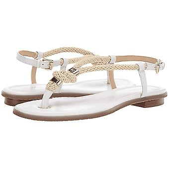 Michael Michael Kors Women's Holly Sandals Size 9 Optical White