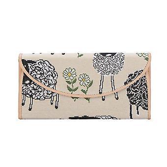Spring lamb money wallet by signare tapestry / enve-splm