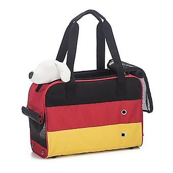 Prefer Pets Unity Tote Travel Carrier For Dogs & Cats (Germany Theme)