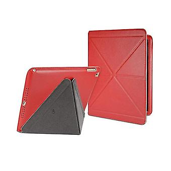 Cygnett paradox lux Folio iPad cincea GeN Red White