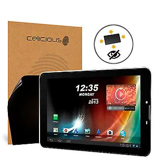 Celicious Privacy Plus 4-Way Anti-Spy Filter Screen Protector Film Compatible with Maxwest Tab Phone 72DC