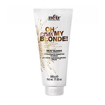 Oh meine blonde seidige Blondine 500g