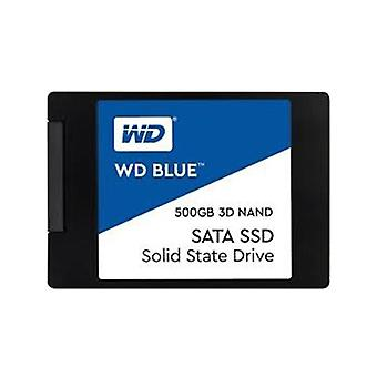 WD Blue 500GB 3D NAND SATA SSD Solid State Laufwerk