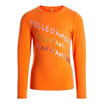 Name-It Girls t shirt NKFNICLA Mandarin Orange