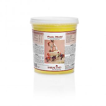 Saracino Modeling Paste - Amarillo - 1kg - Single
