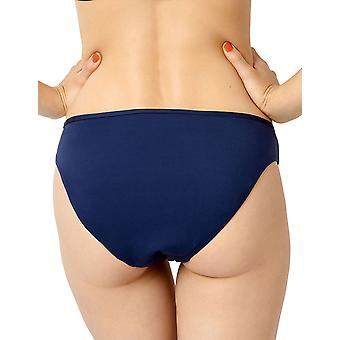 Miss Sans Complexe 68PAF06 Women's Mykonos Deep Blue Swimwear Beachwear Bikini Bottom