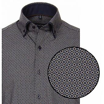 CASA MODA Casa Moda Fashion Button Down Collar Shirt