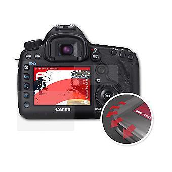 שעון זכוכית מגן תואם Canon EOS 5D מארק III זכוכית מגן הסרט 9H היברידית זכוכית