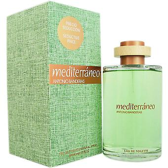 Mediterraneo for men by antonio banderas 6.75 oz eau de toilette spray