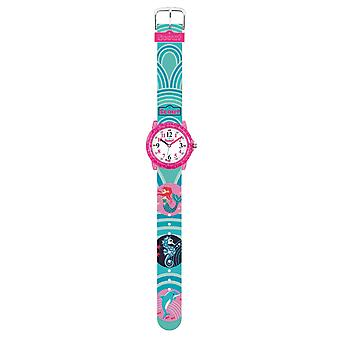 Scout Kids Watch Learning Watch Crystal - Colorful Glitter Girl 280305036