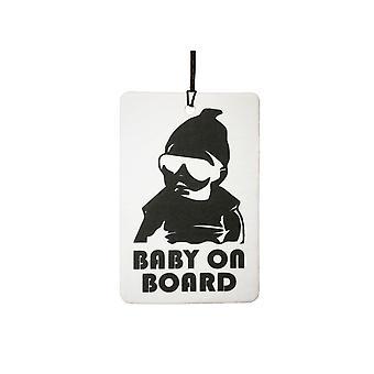 Cool Baby On Board Car Air Freshener