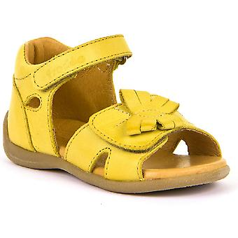 Froddo Girls G2150116 Sandals Yellow