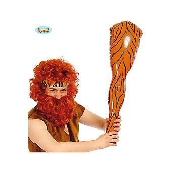 Weapons and tools  Inflatable Caveman bat 78 cm
