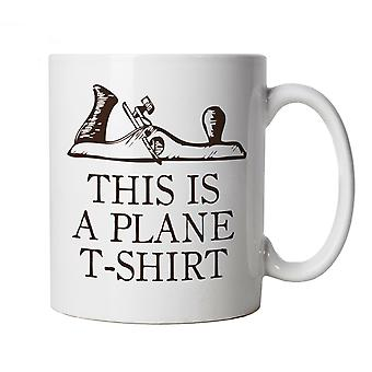 This Is A Plane Mug Funny Joiner Carpenter, Mug - Funny Cup Gift
