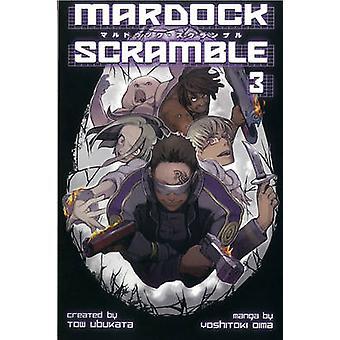 Mardock Scramble - v. 3 by Tow Ubukata - 9781935429555 Book
