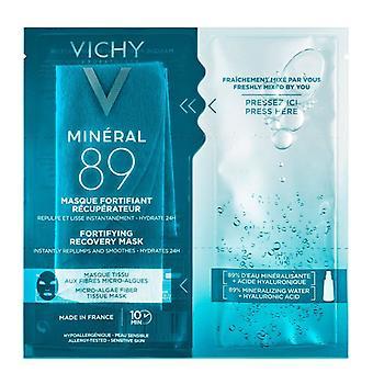 Vichy Minerální 89 Instant Recovery Kyselina hyaluronová list maska