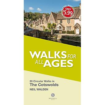 Walks for all Ages The Cotswolds by Neil Walden