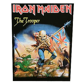 Iron Maiden le Patch dos Trooper