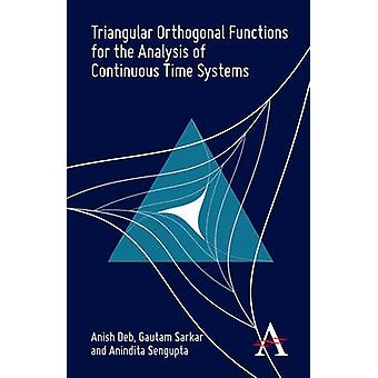 Triangular Orthogonal Functions for the Analysis of Continuous Time S