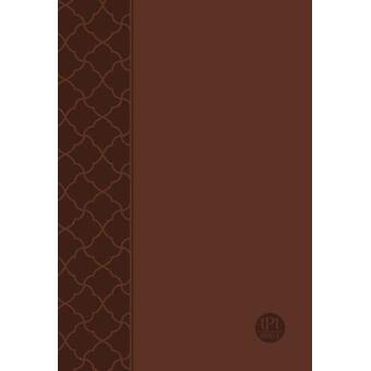 Tpt - New Testament (Compact) Brown with Psalms - Proverbs - and Song