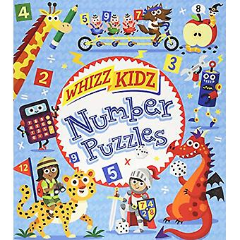 Whizz Kidz - Number Puzzles by Matthew Scott - 9781788281027 Book