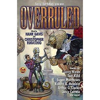 Overruled! by Baen Books - 9781982124502 Book