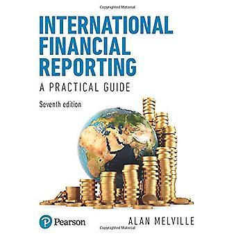 International Financial Reporting syvende utgave av Alan Melville - 9781