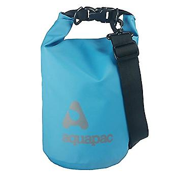 AQUAPAC Waterproof Dry Trailpr Waterproof Drybag 15L - Color: Cyan Blue - 38 x 24 x 2 cm - 15 Litres - 734